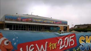 Skegness Aquarium Opening 2015 - Construction