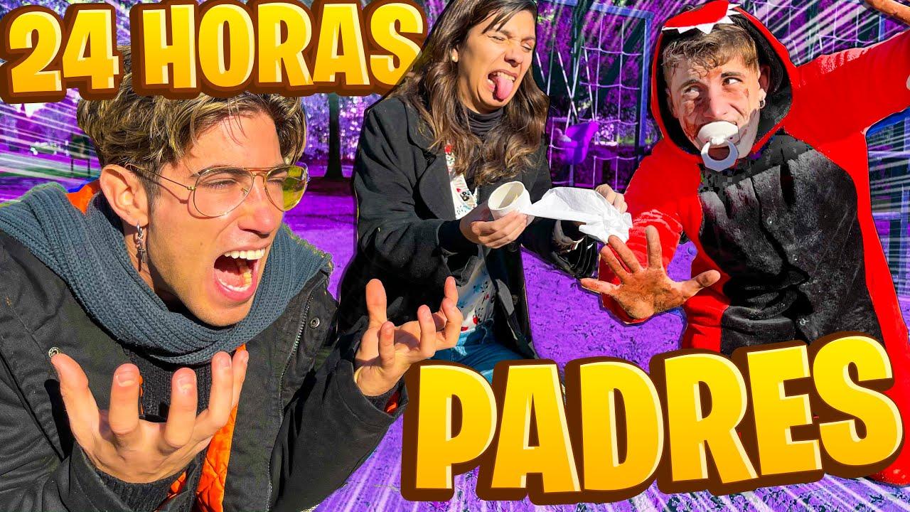 Download 24 HORAS SIENDO PAPÁS DE BEBÉS   RETO PADRES POR 1 DIA !!! (PARTE 3)