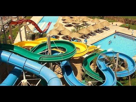 Hotel Sindbad Club Aqua Park Resort Egipt Hurghada Youtube