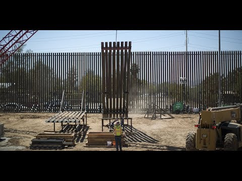 From 7 to 77 Theres been an explosion in building border walls since World War II