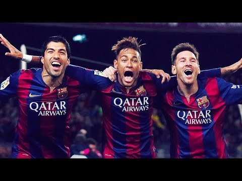 What Makes Barcelona's MSN The Best Trio Of All Time? - Oh My Goal