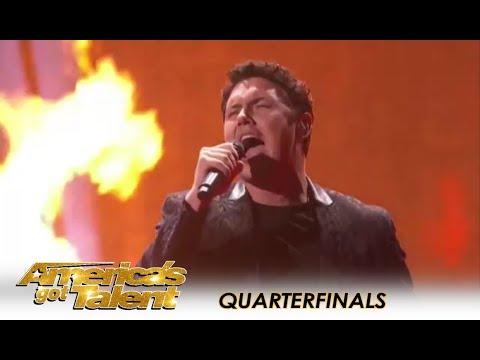 Daniel Emmet: Wildcard Opera Singer SHOCKS The Judges! | America's Got Talent 2018