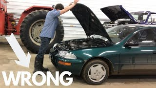 How NOT To Change Engine Oil (COMPLETE Guide)