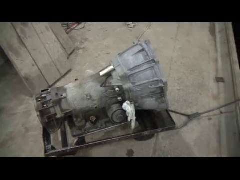 Фото к видео: Ремонт акпп 4L60E часть1 Разбор. Automatic transmission repair 4L60E part 1 Analysis