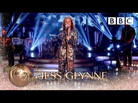 Jess Glynne sings 'Thursday' - BBC Strictly 2018