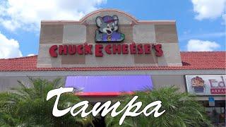 Chuck E. Cheese's Tampa Carrolw...