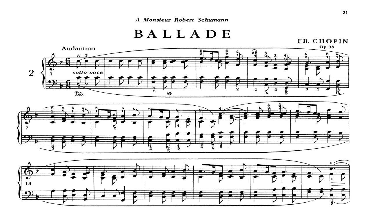 Ballades (Chopin)