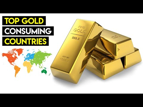 Gold Consumption By Country: Top 10 Gold Consuming Countries