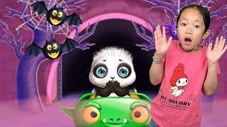 Panda LU Pet Care Games - Panda Lu Baby Bear Care 2 - Play Bathing Dress Up & Feed Games For Kids