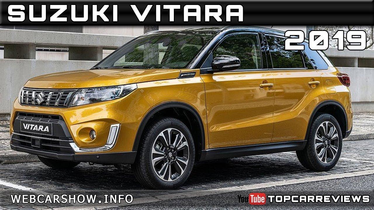 2019 Suzuki Vitara Review, Price, Facelift >> 2019 Suzuki Vitara Review Rendered Price Specs Release Date
