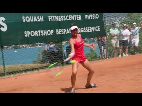 Leonie Küng - Swiss Tennis - Inter-club - 2018