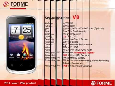 FORME mobile world-Best Android phone 2014