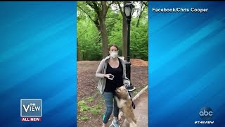 Woman in Central Park Incident Fired | The View