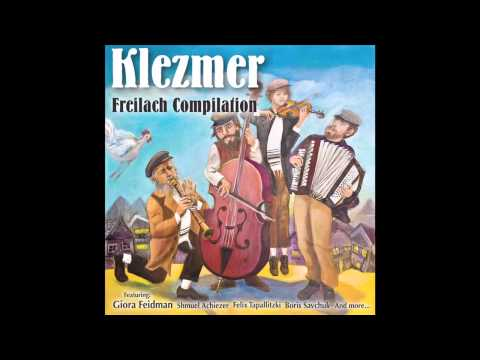 Jewish Wedding Medley  - Famous Jewish Music  -  Jewish  Klezmer Music
