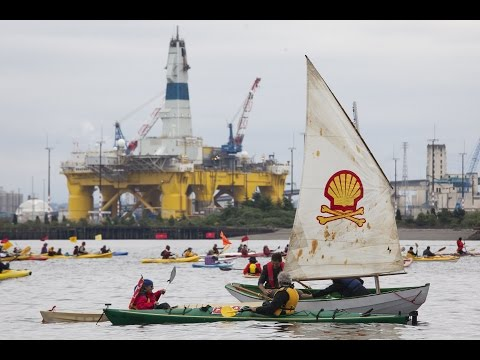 Hmm...Why Did Shell Stop Drilling in the Arctic?