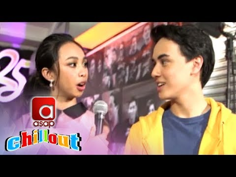 ASAP Chillout: MayWard imitates MarJos famous line
