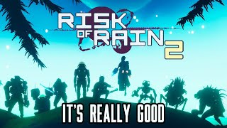 Risk of Rain 2 Is Really Good (Review) - GmanLives