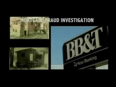Bailout, Mortgage Fraud BB&T Bank, Predatory Lending, Subprime