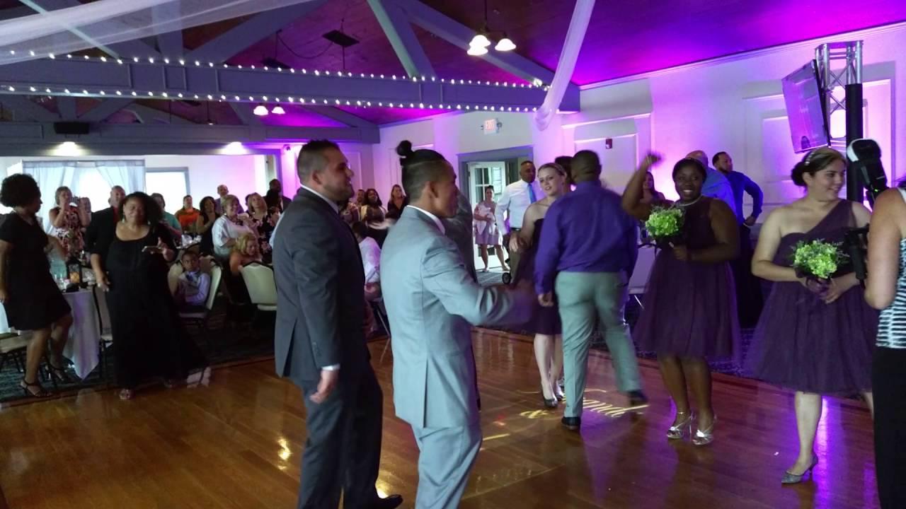 2016 Wedding Reception Crystal Lake Golf Club Burrillville Rhode Island You