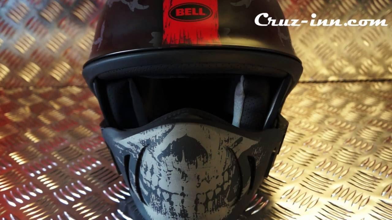Bell Motorcycle Helmet >> Bell Rogue Ghost Recon Camo Helmet - YouTube