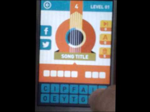 Icon Pop Song Level 1 Answers