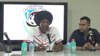 Williams on the 1-1 draw with St Lucia