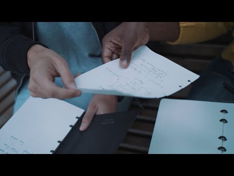 Large Refillable Notebook (Black) video thumbnail