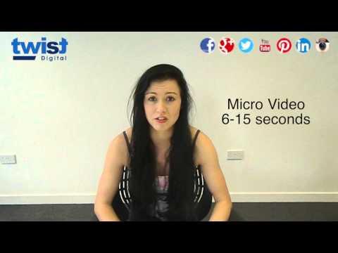Chelsea's June Tips - Using Micro Video