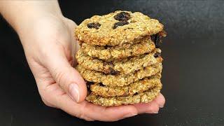 Могу есть СКОЛЬКО ХОЧУ Печенье без муки и жира за 15 минут