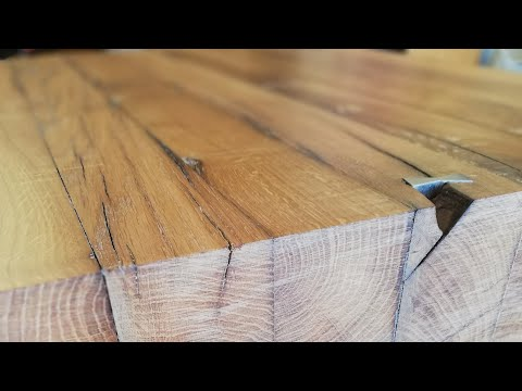Comment fabriquer une table basse style industriel [How to make an industrial coffee table]