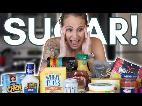 Shocking HIDDEN SUGAR In Food | AVOID THESE to Lose Weight!