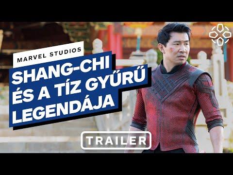 youtube filmek - Shang-Chi és a Tíz Gyűrű legendája - magyar előzetes #1