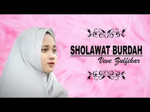 Veve Zulfikar Sholawat Burdah
