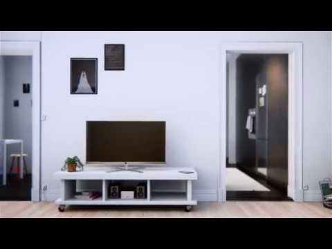 Swedish Apartment - CGI