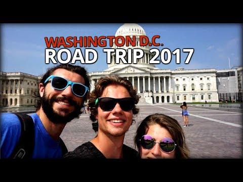 ROAD TRIP 2017 | ADVENTURES IN D.C.