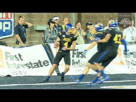 Football at Montana State Highlights (09.09.2017)