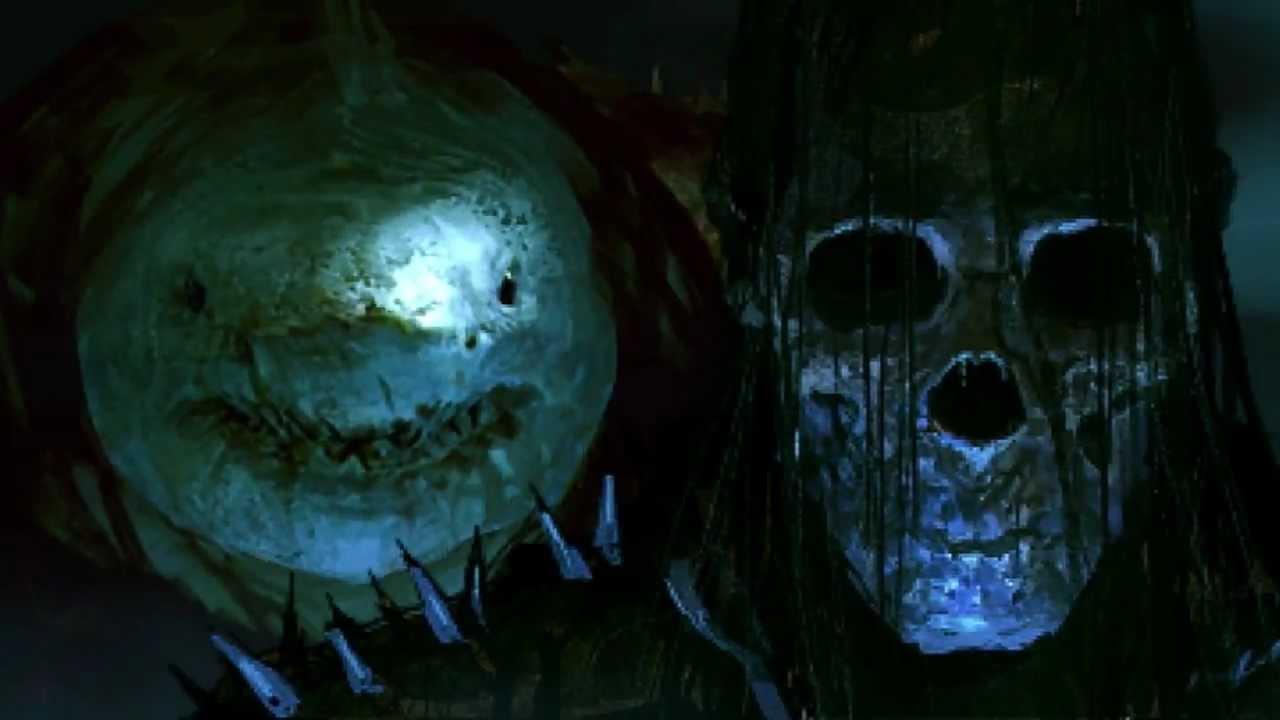 Girls Working Out Wallpaper Skull And Shark Teaser Daverapoza Com Youtube