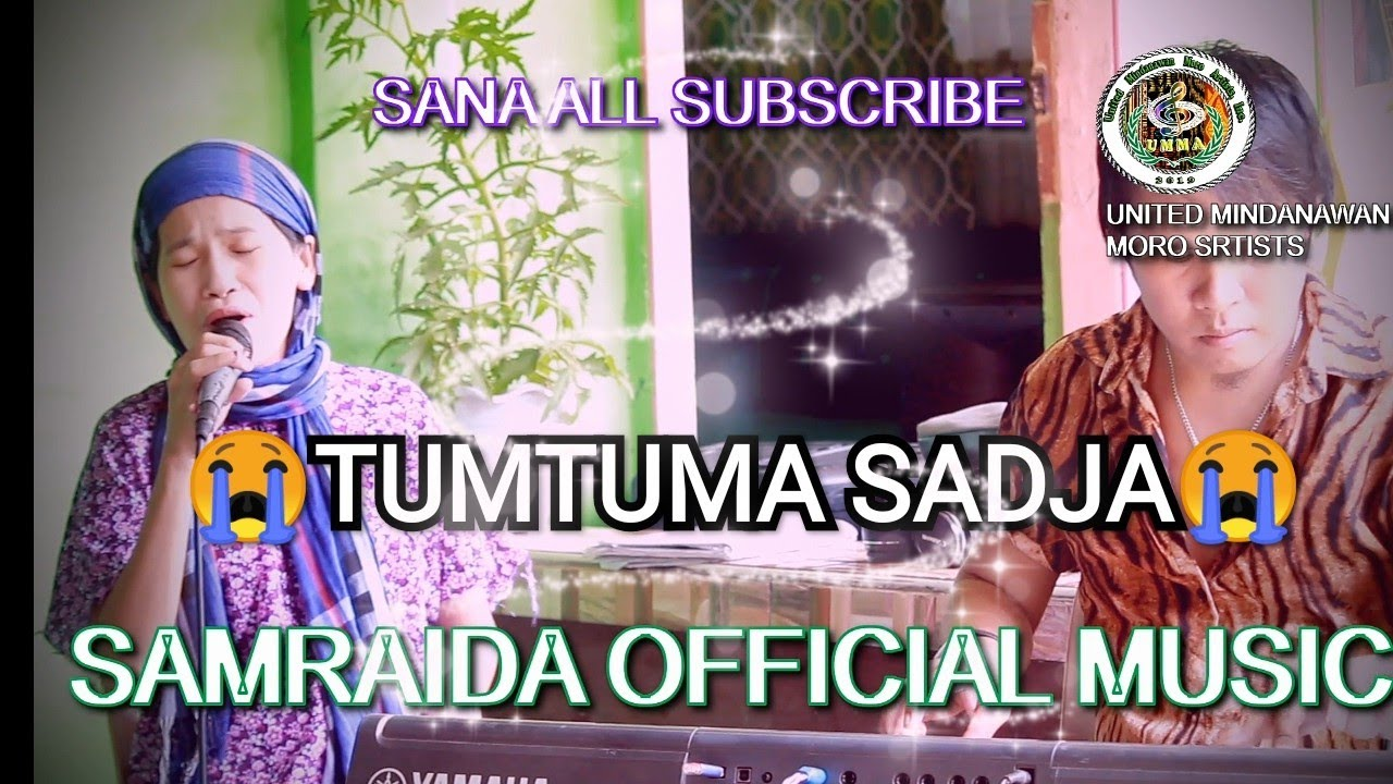 TUMTUMA SADJA_COVER BY: SAMRAIDA LYRICS BY: MADZIPILIN VLOG TV MUSIC