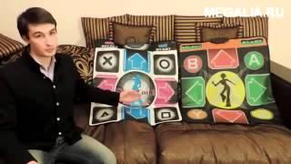 танцевальный коврик для подключения к телевизору unikum-store.ru