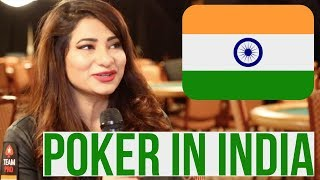 India's First Sponsored FEMALE Professional Poker Player Muskan Sethi (part 2)