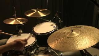 "Paiste Twenty Masters Dark Dry Ride Cymbal 21"""