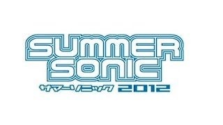 LOSTPROPHETS SUMMER SONIC 2012
