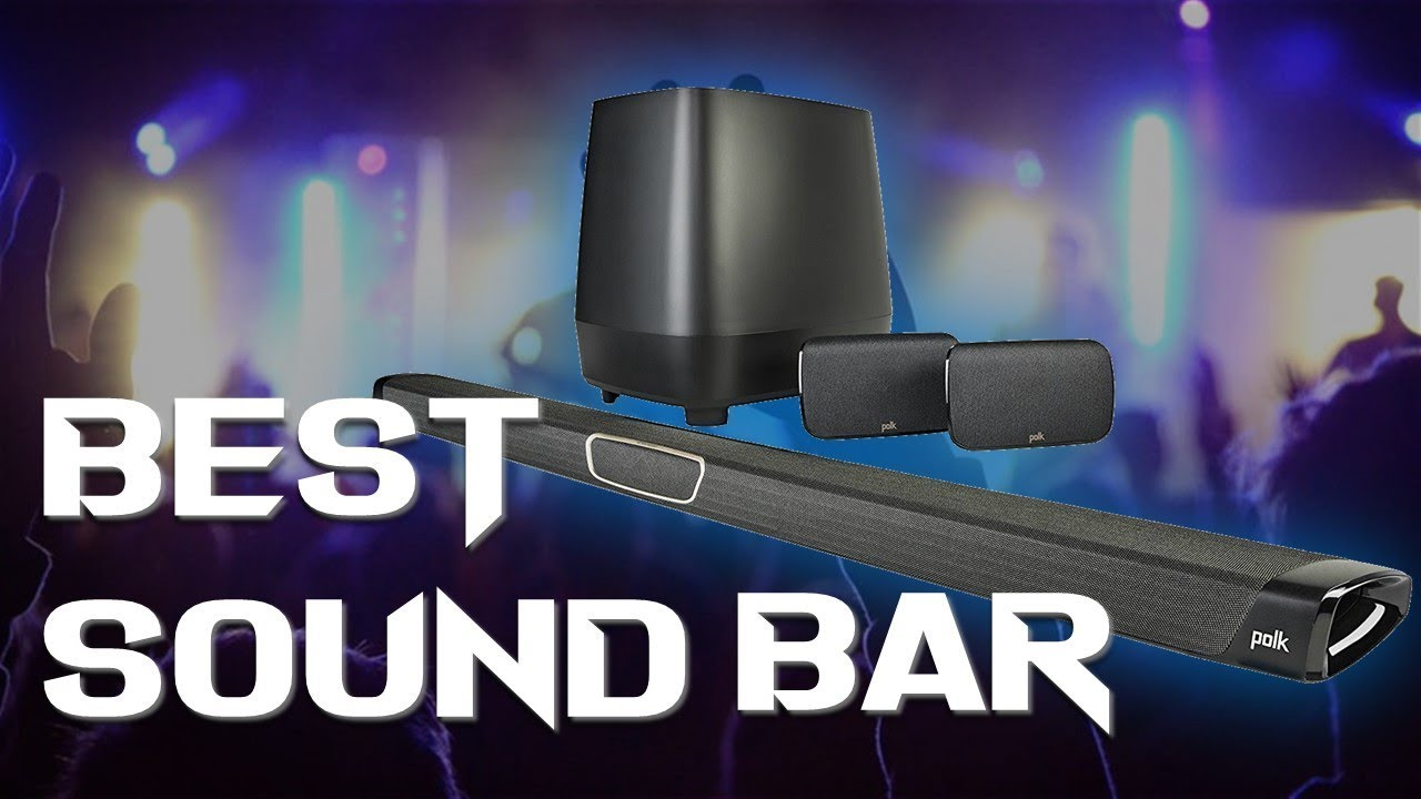 10 Best Soundbars 2019 - Inexpensive TV Sound Bar Reviews ...
