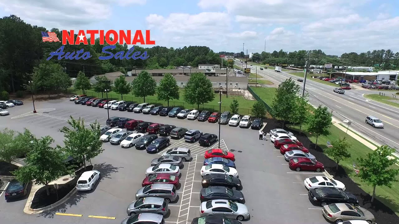 National Used Cars Marietta Ga
