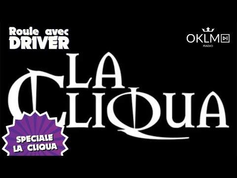 Youtube: Spéciale La Cliqua (avec ROCCA)  – #RouleAvecDriver 04/02/19