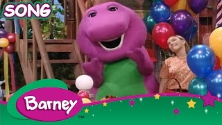 barney you can count on me song