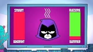 "Teen Titans Go! - Episode 60 - ""Knowledge"" Clip"
