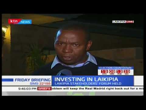 laikipia governor to hold his first laikipia stakeholde