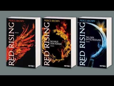 Charming Pierce Brown   Red Rising Trilogie   Im Haus Der Feinde / Tag Der  Entscheidung   Buchtrailer
