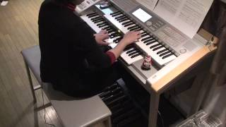 クリスマスの定番ソング、弾いてみました。80年代のポップス大好きです♪...
